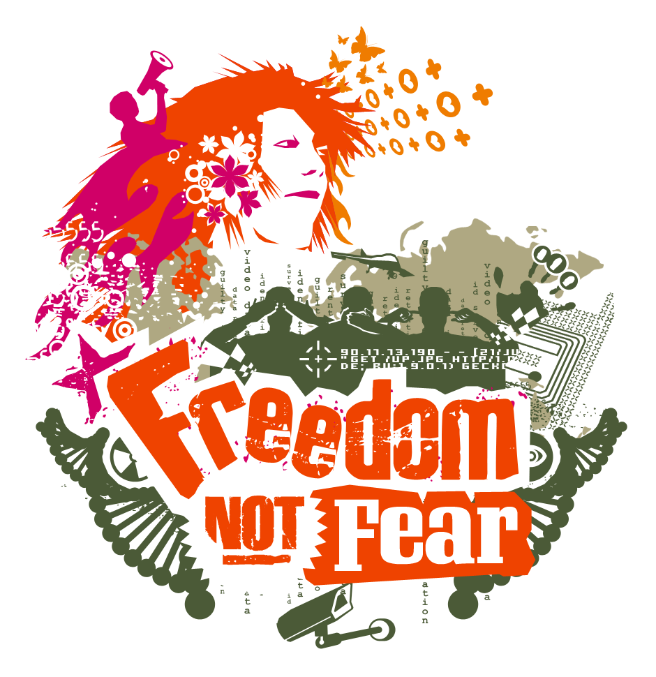 Freedom not fear